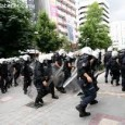 "This is how the Turkish government ""celebrated"" the Teachers´ Day in #Ankara earlier today, November 23rd 2013  <a href=""http://www.youtube.com/watch?v=WTz9zVZVWMI""></a>       Veröffentlicht am 23.11.2013   Dershanelerin kapatilmamasina karsi cikan bir grup insan kizilay avm onunde toplanip isteklerini polise karsi okudular polis dagilmayan gruba mudahale etti."