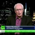 Published on Mar 12, 2012   Capitalism is in crisis, again. Do the writings of Karl Marx still have relevance as to why? Historian & Sociologist Robin Blackburn of the New Left Review joins Thom to discuss.