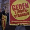 """[Video]    Wir kämpfen gemeinsam für freie Bildung! Flüchtlinge hatten sich gleich zu Beginn der Demonstration gegen Studiengebühren & Zugangsbeschränkungen mit den protestierenden Student_innen solidarisiert. Ein Block von Asylsuchenden rief: """"No Border, no Nation, free Education!"""" Und die Studierenden antworteten mit der Parole """"Hoch die internationale Solidarität""""! In der Tat, es wird wieder Zeit, die Uni solange zu besetzen, bis freier Unizugang gewährleistet ist. Und schön wäre es, [...]"""