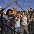 """<a href=""""http://www.swr.de/report/griechische-fluechtlingslager/-/id=233454/vv=teaser-12/nid=233454/did=11587584/1lnmfwt/index.html""""></a>        Flüchtlinge aus Syrien, Afghanistan und Somalia kommen über die Ägäis nach Griechenland und hoffen auf Asyl in der EU. Viele ertrinken im Meer. Die Griechische Küstenwache betrachtet sie nicht als Verfolgte sondern als illegale Einwanderer. Laut Berichten von Amnesty International werden Flüchtlinge illegal in die Türkei zurückgeschoben, noch bevor sie in Griechenland Asyl beantragen können. Die Menschenrechtsorganisation dokumentiert 80 Zeugenaussagen, denen zufolge die griechische Polizei [...]"""