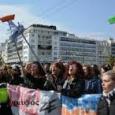 """<a href=""""http://youtu.be/fOd02gWZp5E""""></a> Erklärung der gekündigten Putzfrauen in Griechenland, die für ihre Arbeit und ihr Leben kämpfen Erwartet nicht, dass wir uns beugen (<a href=""""#english"""">english</a>) <a href=""""#Liste"""">Unterschriftenliste</a> Wir sind 595 Putzfrauen vom Ministerium für Finanzen, die seit 17. September 2013 ihre Arbeitsplätze verloren haben. Der Staat hat uns gekündigt und unsere Arbeit an Subunternehmer übergeben, ohne den mindesten finanziellen Nutzen daraus zu erzielen. Unser Gehalt schwankte zwischen 300 und 600 [...]"""