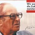 """Veröffentlicht am 28.07.2015  """"Der Sinn des Lebens ist das Unvollendete."""" Bruno Kreisky 22. Jänner 1911 – 29. Juli 1990"""