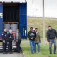 "<a href=""http://www.channel4.com/news/calais-migrants-hold-demonstration-as-far-right-closes-in""></a> They claim to have experienced an increase in the number of physical attacks by French police in the past week and say that they have no confidence that they will protect them when an anti-immigration group marches in Calais on Sunday. The news comes after the town's mayor threatened to close the port following an attempt by scores of would-be migrants to storm a ferry [...]"