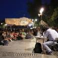 """Ein Teil der LabourNet-Austria-Redaktion war bekanntlich Juli/August in Griechenland und führte in Athen ein interessantes Videointerview mit Sonia Mitralia (Feministin und Lehrer-Gewerkschafterin) und Giorgos Mitralias (Journalist). Beide sind Gründungsmitglieder des griechischen Komitees gegen Schulden (CADTM) und AktivistInnen der """"4.Internationale"""".  [Video]"""